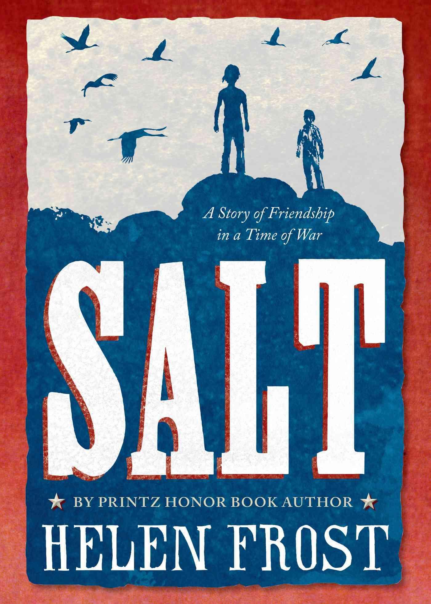 Salt By Frost, Helen